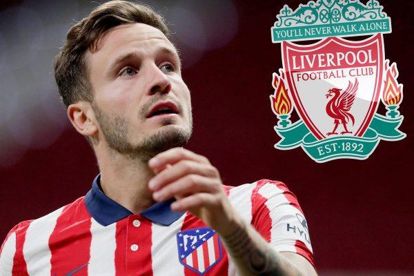 Liverpool are preparing a £41 million bid for Saul Niguez.