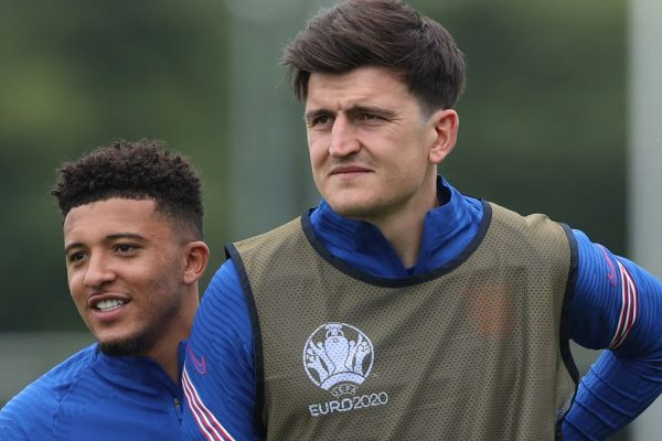 Maguire believes Sancho is the key to success.