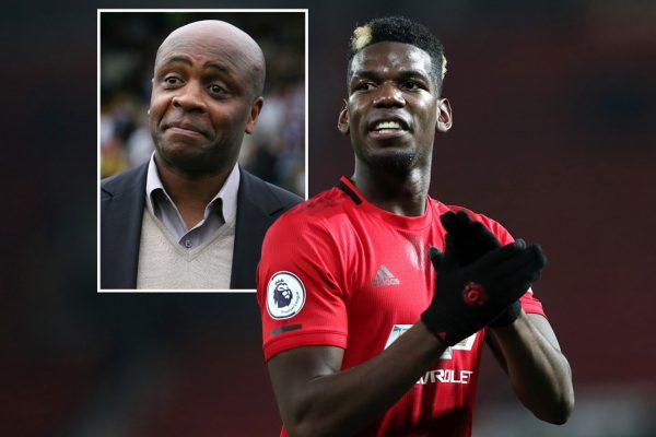Paul Parker has backed Manchester united to sell Paul Pogba