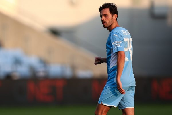 Bernardo Silva is set to leave the club . The Daily Mail reports that Manchester City midfielder Bernardo Silva is set to leave the club.