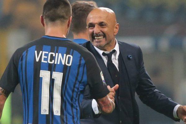 Napoli boss Luciano Spalletti