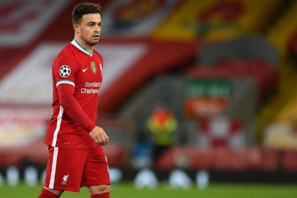 Liverpool set for 12.75 million If anyone wants Shaqiri.