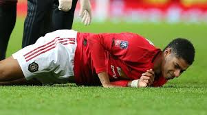 Rashford reveals successful shoulder surgery. Manchester United striker Marcus Rashford has confirmed a successful shoulder surgery.